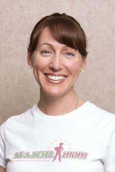 Speaker Angela  Cody-Rouget Major Mom