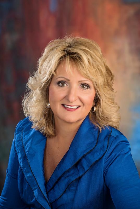 Speaker Anne Obarski