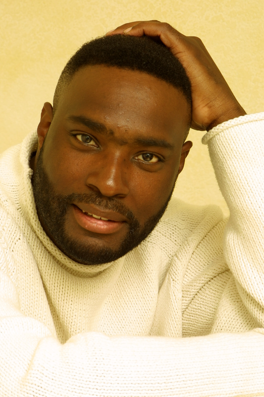Speaker Antwone Fisher Lessons for Succeeding in Life
