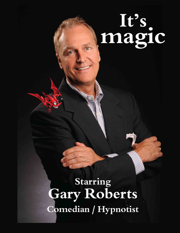 Speaker Gary Roberts Motivation ~ Comedy ~ Hypnosis