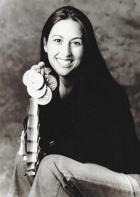 Speaker Janet  Evans Olympic Goald Medalist
