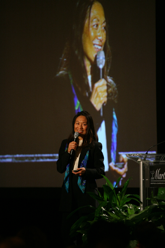Speaker Marilyn  Tam How to Use What You Got to Get What You Want