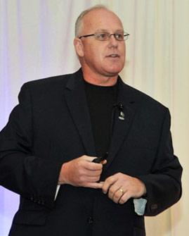 Speaker Steven Foster Your Success Partner