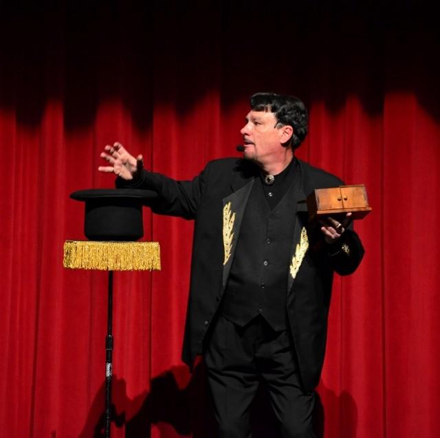 Speaker T.A. Hamilton T.A. Hamilton: Magician ~ Comedian ~ Ventriloquist