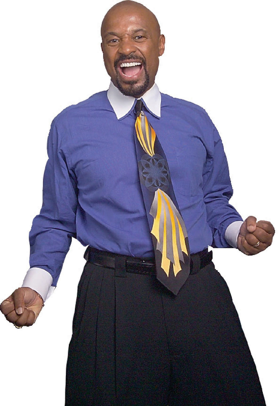 Speaker Willie  Jolley World-class, award-winning speaker, best-selling author and media personality